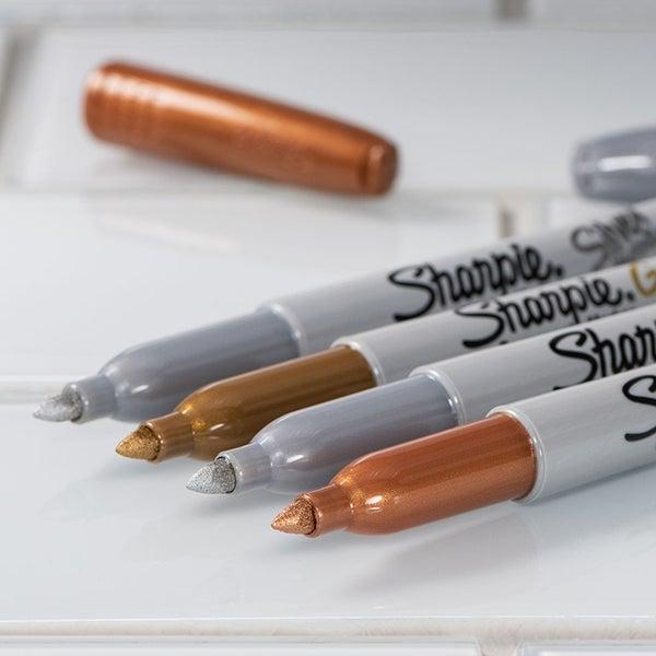 Sharpie Metallic 4 Pack