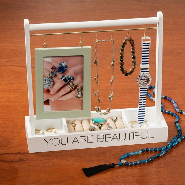 "Jewelry Holder ""You Are Beautiful"""
