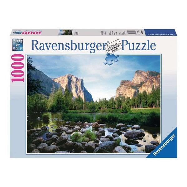 Yosemite Valley Puzzle, 1000pc