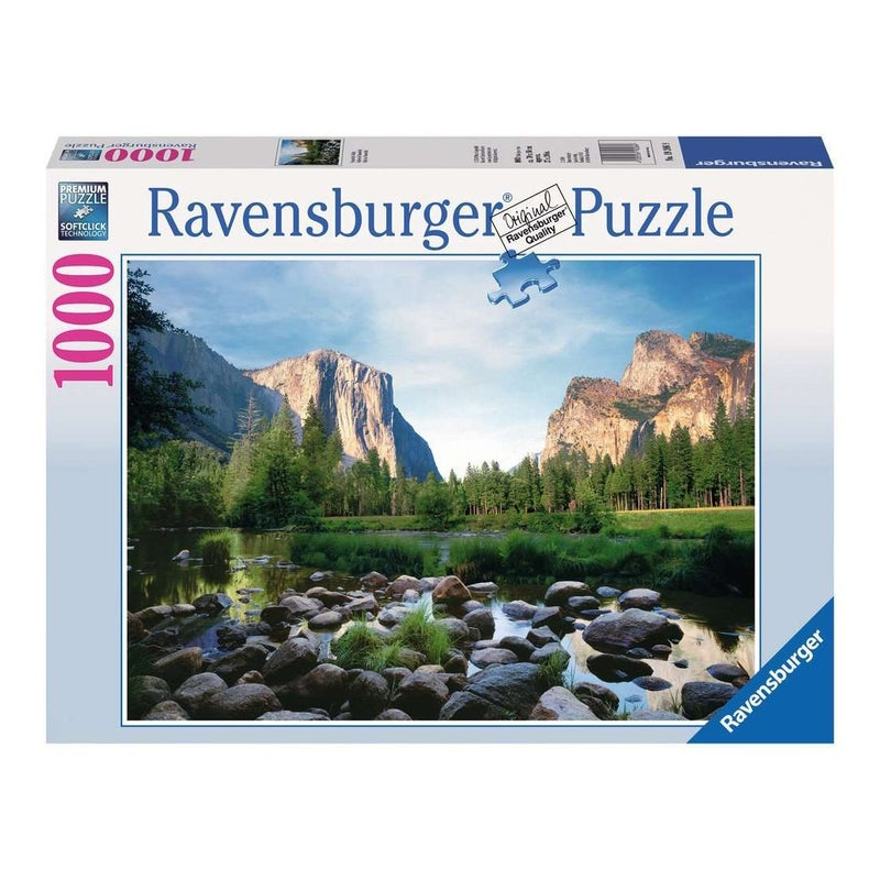 Yosemite Valley Puzzle, 1000pc