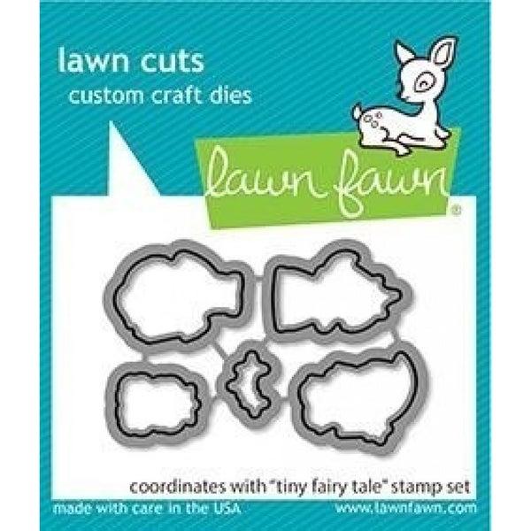 Tiny Fairy Tale Die Cut, Lawn Fawn