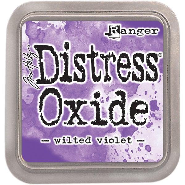 Tim Holtz Distress Oxide Ink Pad, Wilted Violet