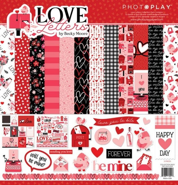 Love Letter Collection by PhotoPlay