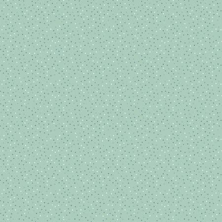 1 Yard Cut - Poppie Cotton Country Confetti Quilt Basic in Mint