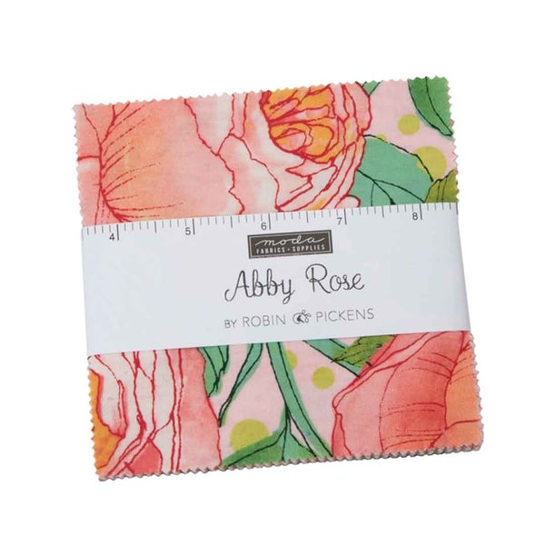 Charm Pack, Abby Rose Fabric