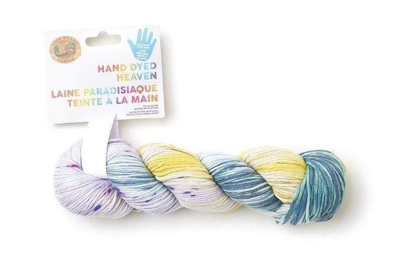 Lion Brand®Hand Dyed Heaven Yarn- Dayglow