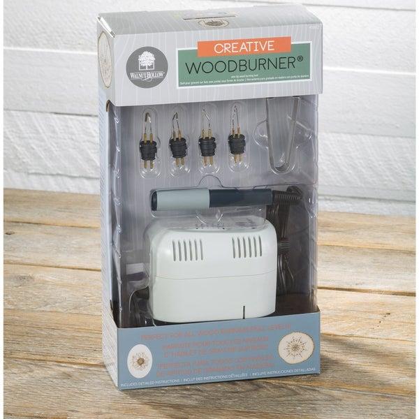 Creative Wire Tip Wood Burner