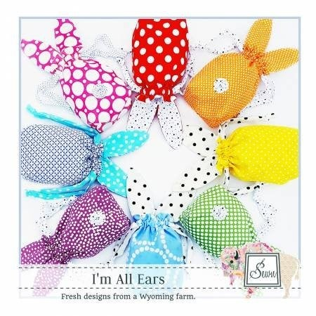 I'm All Ears Bunny Bags Pattern