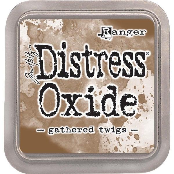 Tim Holtz Distress Oxide Ink Pad, Gathered Twigs