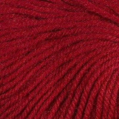 220 Superwash Ruby 100% Wool 220 yards