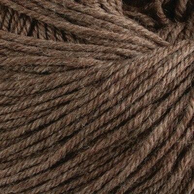 220 Superwash Walnut Heather 100% Wool 220 yards
