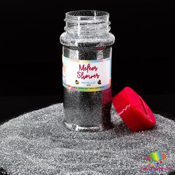 Meteor Shower Silver Fine Glitter - The Glitter Guy