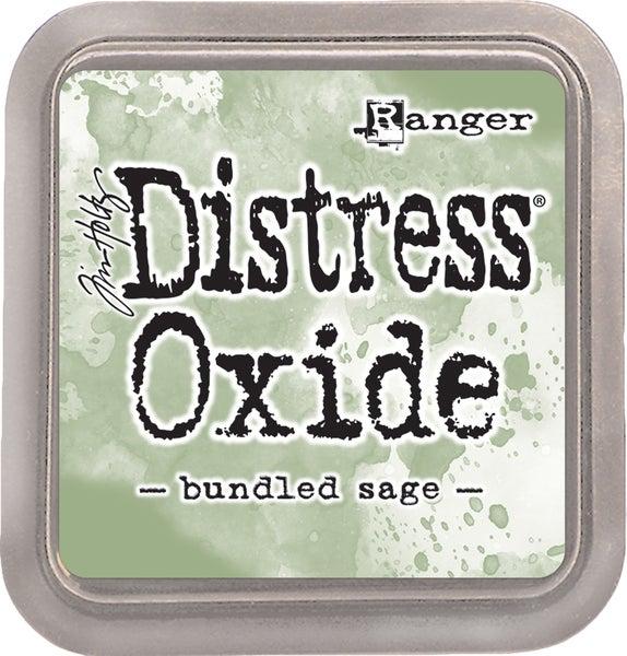 Tim Holtz Distress Oxide Ink Pad, Bundled Sage