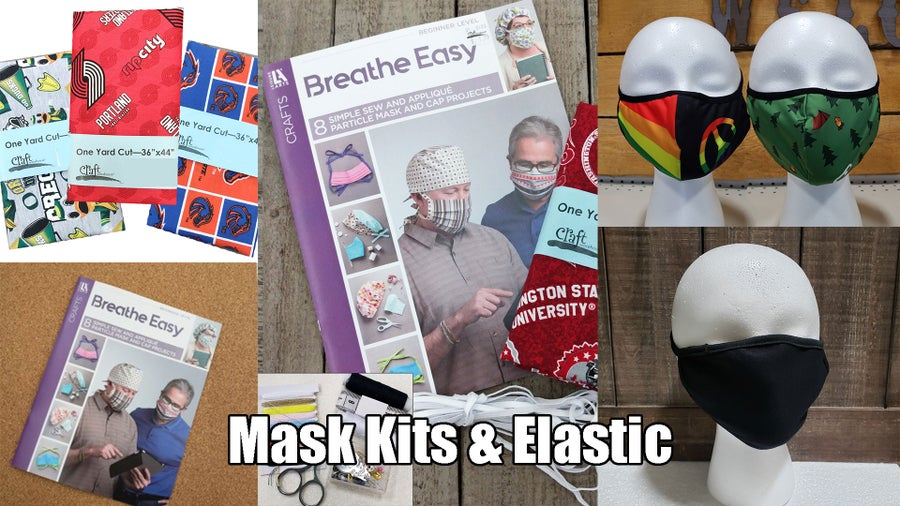 Mask Kits & Elastic