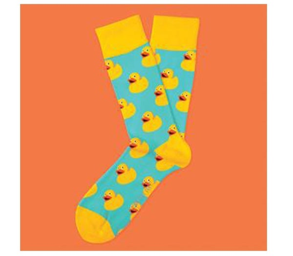 Two Left Feet- Sitting Duck Small Sock