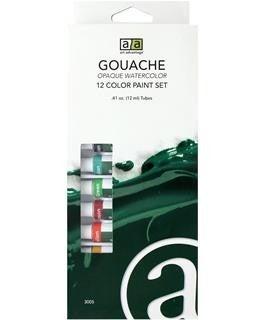 Art Advantage Gouache Set - 12 Color