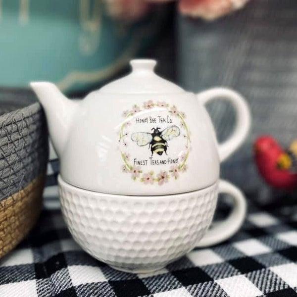 Tea for One - Pot and Mug Set