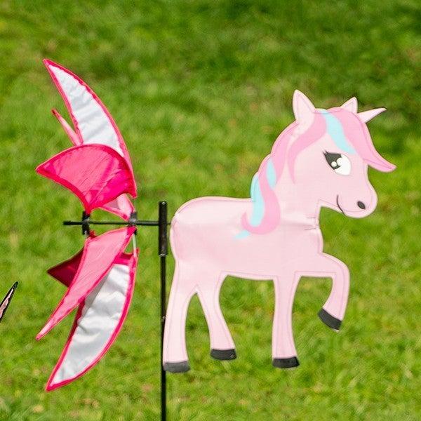 Unicorn Wind Spinner
