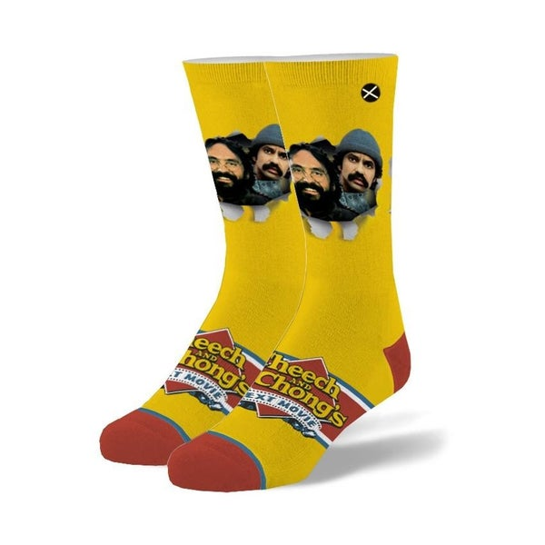 Cheech and Chong Next Movie Sublimation Sock