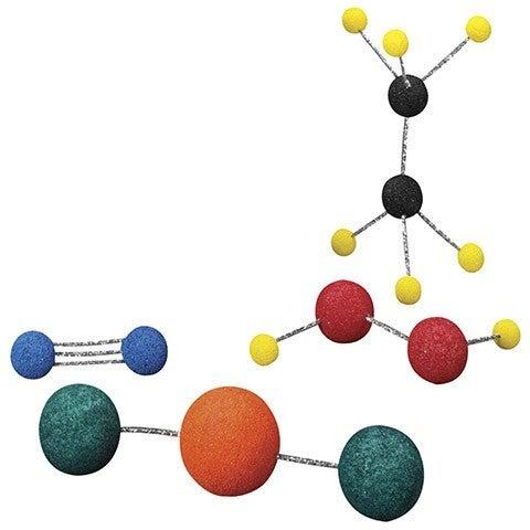Creatology® Molecule Kit, Makes 16