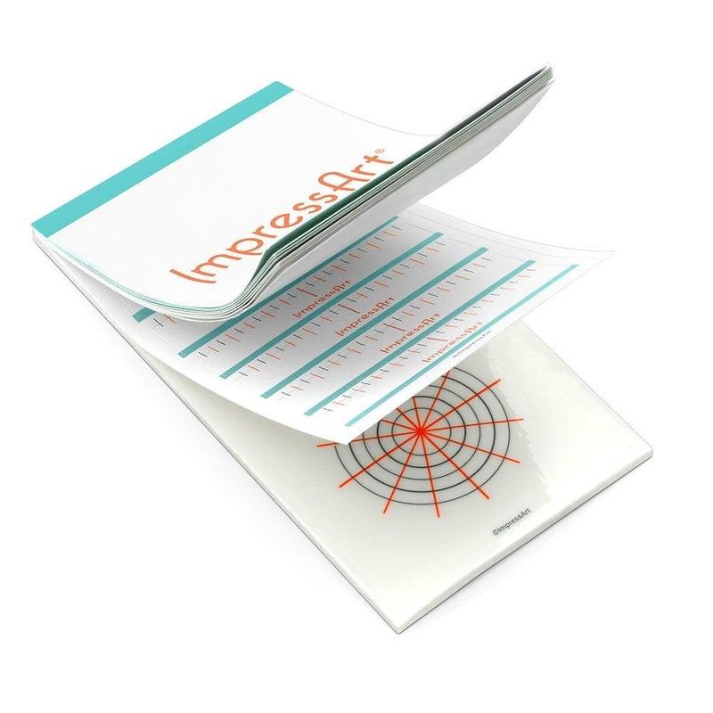 ImpressArt- Stamp Guides Sticker Book