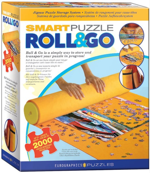 Roll & Go Puzzle Roll-up Mat