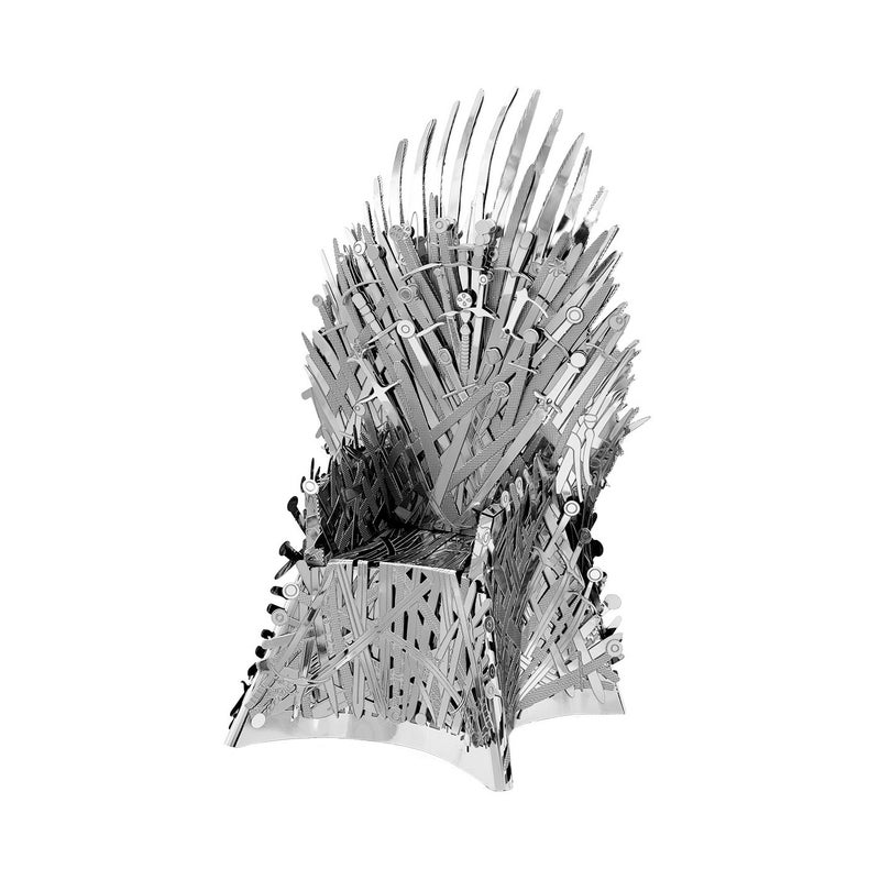 Metal Earth 3D Model Kit, Iron Game of Thrones