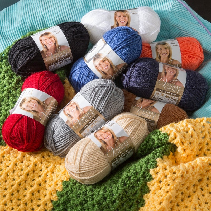 Vanna's Choice Yarn - Choose Color