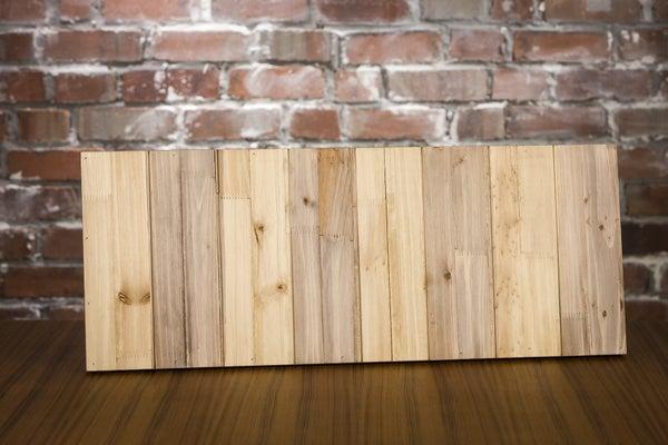 Slat Board 12x30 (two color option)
