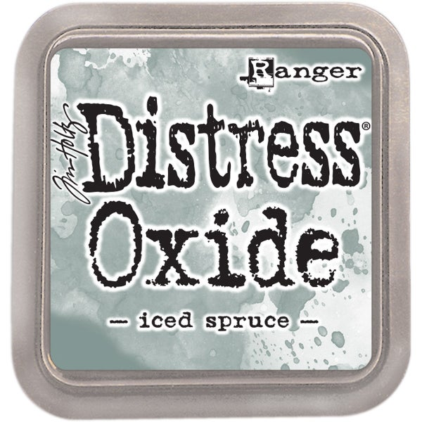Tim Holtz Distress Oxide Ink Pad, Iced Spruce