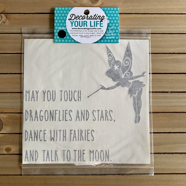 Dancing with Fairies, Vinyl Black