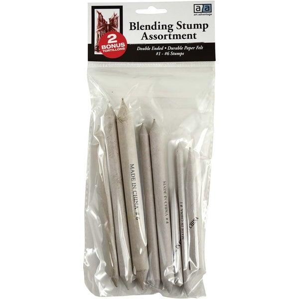 6 Assorted Blending Stumps