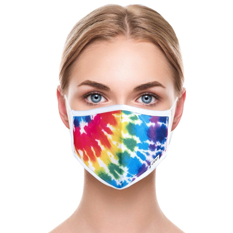 Tie Dye Face Cover, Odd Sox