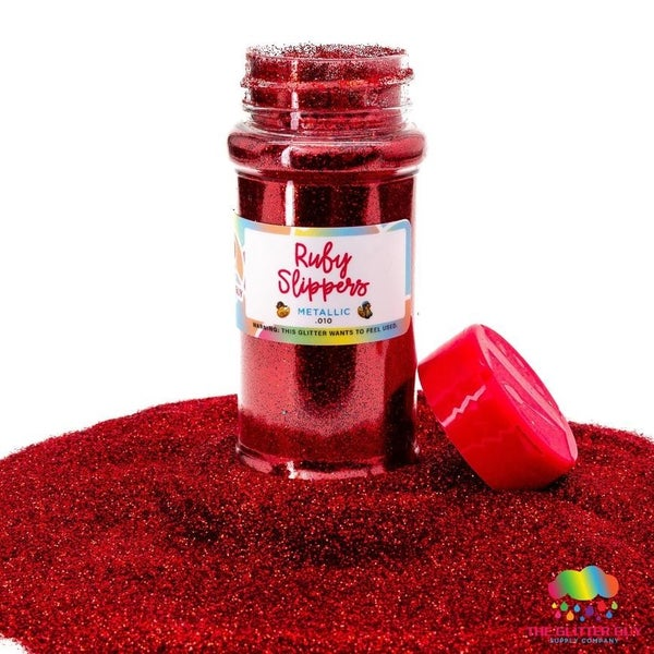 Ruby Slippers Fine Glitter - The Glitter Guy