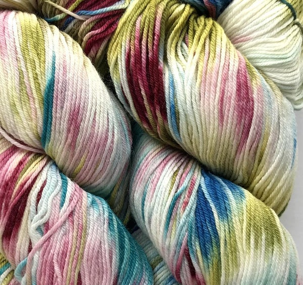 Heritage Paints 100g Skein Sock Yarn- Shrine