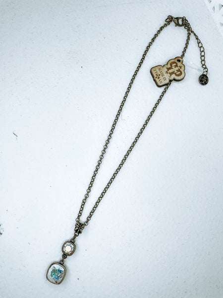 Pink Panache Necklace - #1