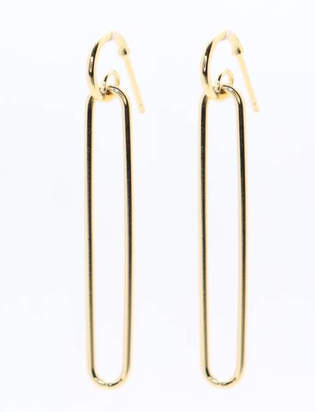 Link It Up - Large Earrings