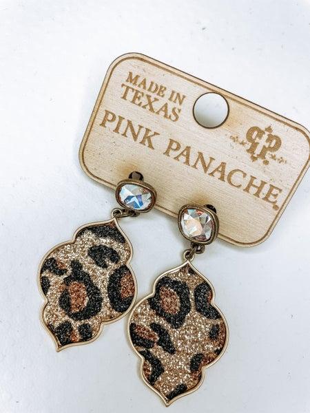 Pink Panache Earing - #1