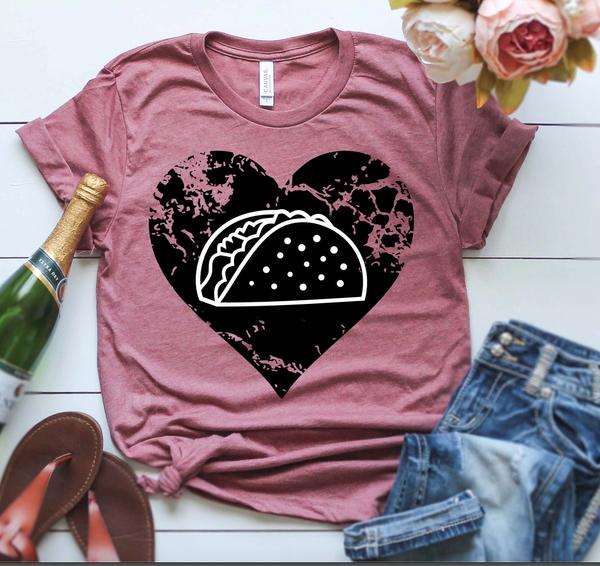 Taco Heart Tee - Presale