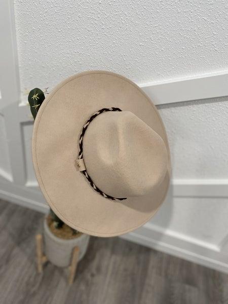 The Bailee Wide Brim Hat