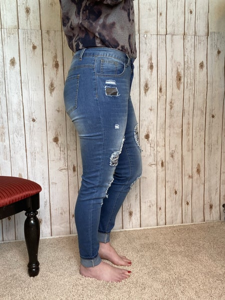 Cams favorite Camo Jeans