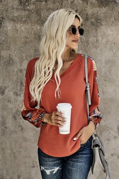 The Not Your Basic Boho Top