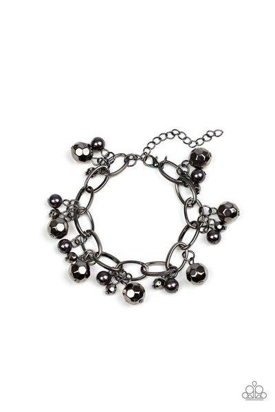 Paparazzi Bracelet PREORDER ~ Make Do In Malibu - Black