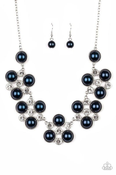 Paparazzi Necklace ~ Night at the Symphony - Blue