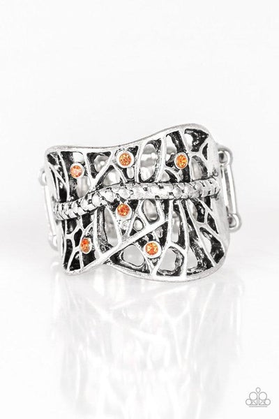 Paparazzi Ring ~ Stage Struck - Orange
