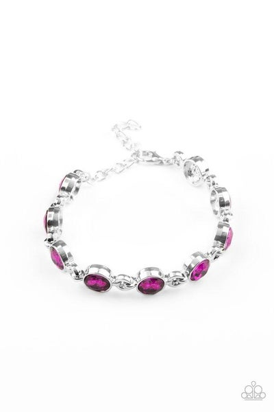 Paparazzi Bracelet PREORDER ~ First In Fashion Show - Pink