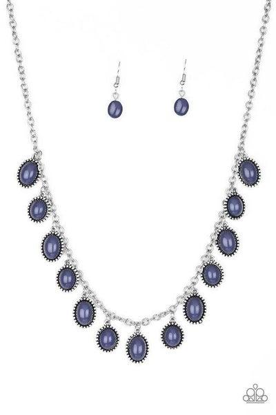 Paparazzi Necklace ~ Make Some ROAM! - Blue
