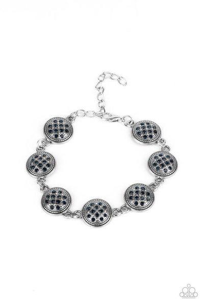 Paparazzi Bracelet ~ By Royal Decree - Blue