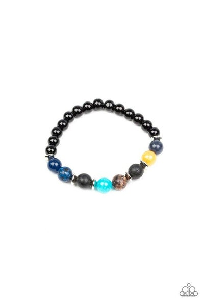 Paparazzi Bracelet ~ Journey - Multi