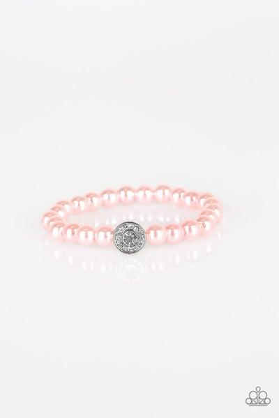 Paparazzi Bracelet ~ Follow My Lead - Pink